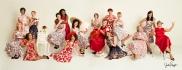 Photographer : Julia Boggio for breast cancer care - Lady V London Dresses